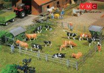 Faller 180434 Modern állatkarám készlet