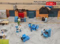 Faller 180456 Belső berendezés lakatosműhelyhez (H0)