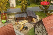 Faller 180498 Fatároló épület (H0)