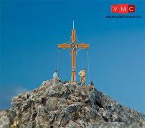 Faller 180547 Kereszt a hegycsúcson hegymászókkal