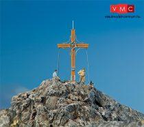 Faller 180547 Kereszt a hegycsúcson hegymászókkal (H0)