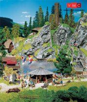 Faller 180575 Grillezőhely