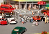 Faller 180606 Modern bevásárlókocsi tároló