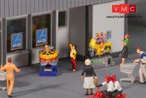 Faller 180608 Játékautomaták gyerekeknek, 5 db - Kiddie Ride (H0)