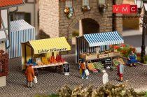Faller 180615 Heti piac standok III. - Likőr és gyümölcs