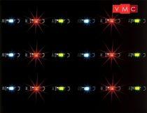Faller 180649 Világításfüzér, színes LED