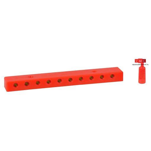 Faller 180801 Kábelelosztó, piros