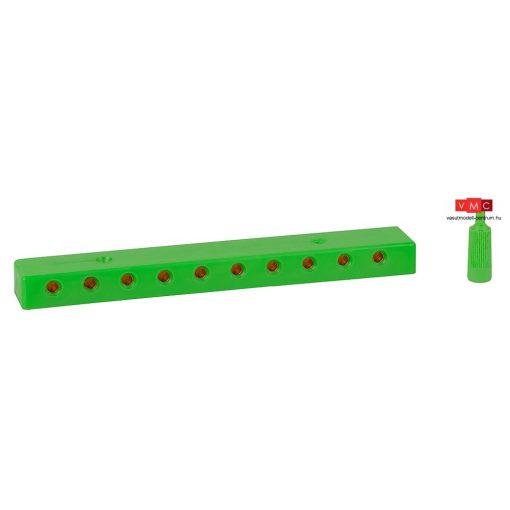 Faller 180804 Kábelelosztó, zöld