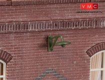 Faller 180917 Lámpa falikaron, 8 db (nem világít) (H0)