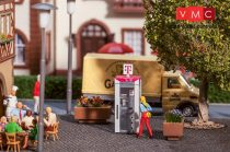 Faller 180956 Telefonfülke Telekom (H0)