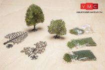 Faller 181106 PREMIUM lombos fa építőkészlet: tölgy