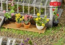 Faller 181270 Cserepes növények, 6 db (H0)