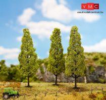 Faller 181342 Premium: Rezgőnyárfa (3 db) talp nélkül, 170 mm