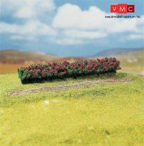 Faller 181352 Premium: Sövény (3 db), virágzó, 160 mm