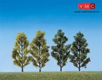 Faller 181405 Nyírfa (2 db) és nyárfa (2 db) talp nélkül, 70 mm