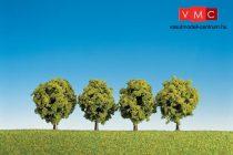 Faller 181413 Lombos fa (4 db), világoszöld, 60 mm