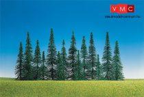 Faller 181439 Fenyőfa (15 db), 90-150 mm