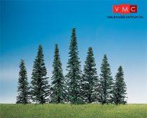 Faller 181464 Fenyőfa (50 db) talp nélkül, 50-110 mm