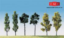 Faller 181488 Különféle fák (6 db), 60 mm