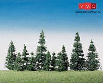 Faller 181493 Fenyőfa (40 db) talp nélkül, 50-120 mm