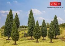 Faller 181527 Fenyőfa válogatás, 10 db (90-120 mm)