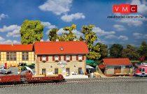 Faller 190119 Vasútállomás-készlet raktárral (H0)