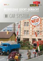 Faller 190847 Profitipps Car System, német nyelvű kiadvány