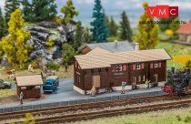 Faller 212120 Vasútállomás Stugl-Stuls állomási mellékhelységgel - LC (N)