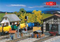 Faller 222177 Vasúti őrbódék és szerszámtárolók (3 db)