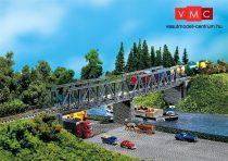 Faller 222578 Acélrácsos vasúti híd, 418 mm