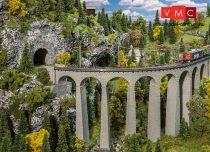 Faller 222596 Vasúti íves viadukt-készlet, Landwasser (N)