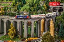 Faller 222598 Vasúti viadukt-készlet, íves, kétvágányos (N)
