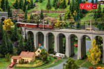 Faller 222599 Vasúti viadukt-készlet, egyenes, kétvágányos (N)