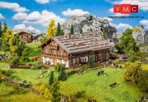 Faller 232199 Alpesi nagy parasztház gazdasági épületrésszel (N)