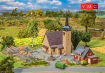 Faller 239004 Falu készlet templommal (N)