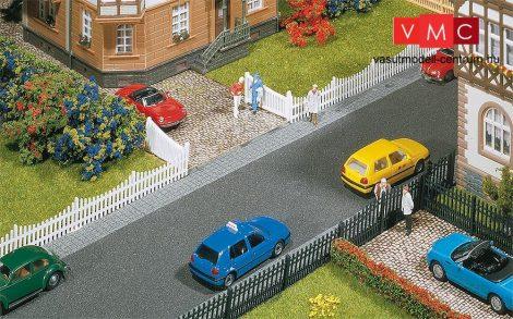 Faller 272406 Kerítés készlet kapuval