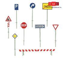 Faller 272450 Közlekedési jelzőtáblák