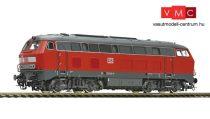 Fleischmann 424005 Dízelmozdony BR 215, közlekedésvörös, DB-AG (E5)