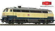 Fleischmann 424074 Dízelmozdony BR 225, óceánkék-bézs, DB-AG (E5) - Sound