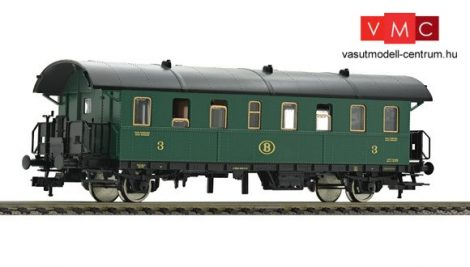 Fleischmann 507611 Személykocsi serie 27 (ex Cid-27), 3. osztály, SNCB (E3)
