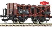 Fleischmann 522007 Savedényszállító teherkocsi fékállással, Zschimmer & Schwarz, DB (E3)