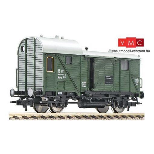 Fleischmann 530001 Tehervonatkísérő poggyászkocsi, Pwg, DR