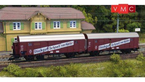 Fleischmann 530603 Leig-Wageneinheit Stückgut Schnellverkehr, DB