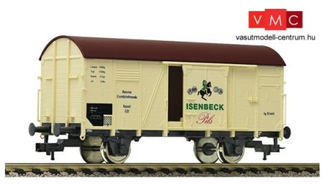 Fleischmann 533102 Fedett teherkocsi, Isenbeck-Pils, MEH (Museumseisenbahn Hamm) (E3-5)