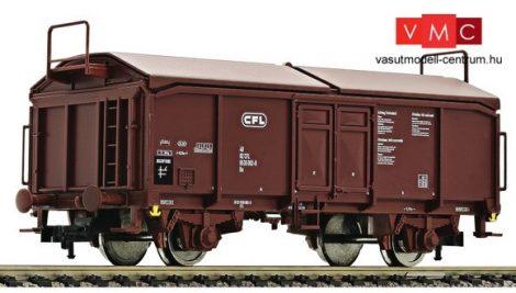 Fleischmann 533403 Eltolható tetejű teherkocsi, Tcms/Utz, CFL (E4-5)