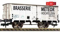 Fleischmann 534148 Fedett teherkocsi, Brasserie Meteor, SNCF (E2-3)