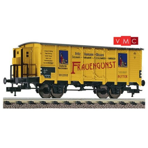 Fleischmann 534805 Hűtőkocsi, Homann-Frauengunst, DRG (E2) (H0)