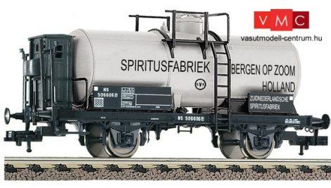 Fleischmann 542909 Tartálykocsi fékházzal, Spiritusfabriek Bergen OP Zoom, NS (E3)