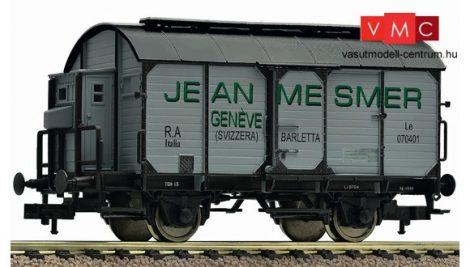 Fleischmann 545513 Fedett borszállító teherkocsi, JEAN MESMER, Rete Adriatica/SFM (E1)