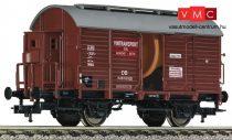 Fleischmann 545515 Fedett borszállító teherkocsi fékházzal, DB (E3)